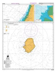 NIUE (845) by Land Information New Zealand (LINZ)