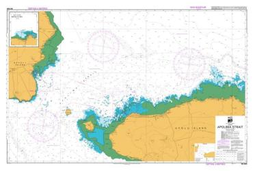 APOLIMA STRAIT (864) by Land Information New Zealand (LINZ)