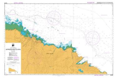 APPROACHES TO APIA (865) by Land Information New Zealand (LINZ)