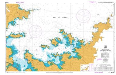 BAY OF ISLANDS (5125) by Land Information New Zealand (LINZ)