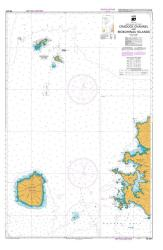 CRADOCK CHANNEL AND MOKOHINAU ISLANDS (5221) by Land Information New Zealand (LINZ)