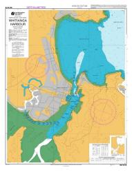 WHITIANGA HARBOUR (5316) by Land Information New Zealand (LINZ)