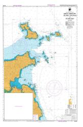 GREAT MERCURY ISLAND / AHUAHU TO OTARA BAY (5318) by Land Information New Zealand (LINZ)