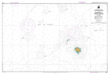 APPROACHES TO WHAKAARI / WHITE ISLAND (5423) by Land Information New Zealand (LINZ)