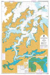 PELORUS SOUND AND HAVELOCK (6152) by Land Information New Zealand (LINZ)