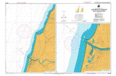 GREYMOUTH HARBOUR AND APPROACHES (7142) by Land Information New Zealand (LINZ)