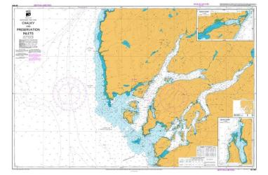 CHALKY AND PRESERVATION INLETS (7654) by Land Information New Zealand (LINZ)