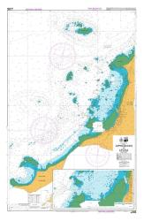 APPROACHES TO LIFUKA (8238) by Land Information New Zealand (LINZ)