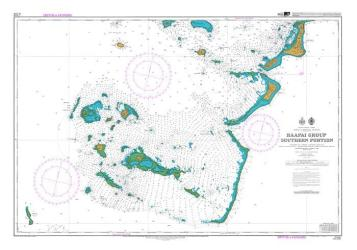 HA'APAI GROUP - SOUTHERN PORTION (8248) by Land Information New Zealand (LINZ)