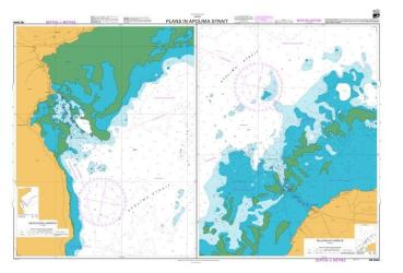 APOLIMA STRAIT: SALELOLOGA HARBOUR & MULIFANUA HARBOUR  (8645) by Land Information New Zealand (LINZ)