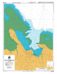 APIA HARBOUR (8655) by Land Information New Zealand (LINZ)