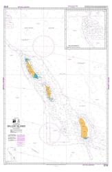 BALLENY ISLANDS (14912) by Land Information New Zealand (LINZ)