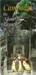 Cambodia: The Khmer Legacy by Odyssey Publications