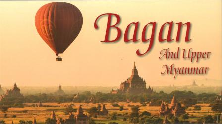 Bagan and Upper Myanmar by Odyssey Publications