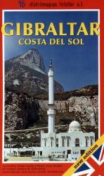 Gibraltar and Costa del Sol, Spain by Distrimapas Telstar, S.L.