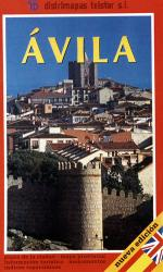Avila, Spain by Distrimapas Telstar, S.L.