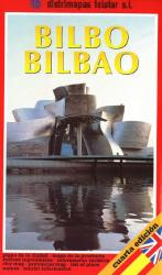 Bilbao, Spain by Distrimapas Telstar, S.L.