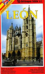 Leon, Spain by Distrimapas Telstar, S.L.