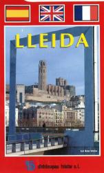 Lleida, Spain by Distrimapas Telstar, S.L.