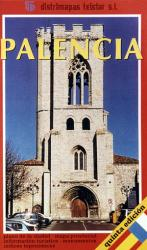 Palencia, Spain by Distrimapas Telstar