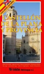 Castellon de la Plana and Province, Spain by Distrimapas Telstar, S.L.