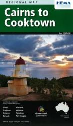 Cairns to Cooktown, Australia by Hema Maps