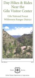 Gila National Forest : Day Hikes & Rides Near Gila Visitor Center by United States Forest Service