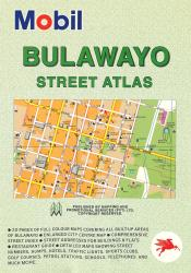 Bulawayo Street Atlas by Mapping and Publishing