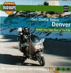 Denver, Colorado, Get Outta Town by MAD Maps