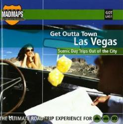 Las Vegas, Nevada, Get Outta Town by MAD Maps