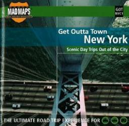 New York, New York, Get Outta Town by MAD Maps