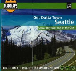Seattle, Washington, Get Outta Town by MAD Maps