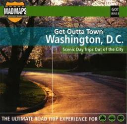 Washington, DC, Get Outta Town by MAD Maps