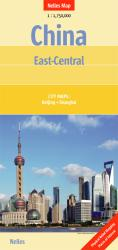 China, East-Central by Nelles Verlag GmbH