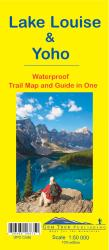 Lake Louise and Yoho, British Columbia and Alberta (waterproof) by Gem Trek