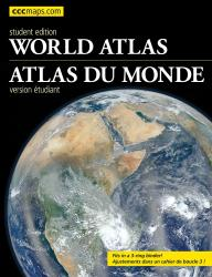 World Atlas Student Edition by Canadian Cartographics Corporation