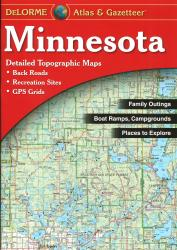 Minnesota Atlas and Gazetteer by DeLorme