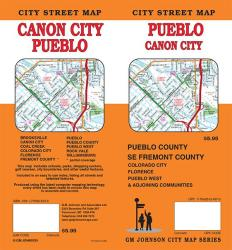 Pueblo & Canon City, Colorado by GM Johnson