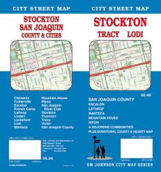 Stockton, Tracy and Lodi, California by GM Johnson