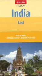 India (East) by Nelles Verlag GmbH
