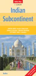 Indian Subcontinent by Nelles Verlag GmbH