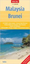 Malaysia and Brunei by Nelles Verlag GmbH