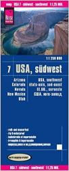 United States, Southwest by Reise Know-How Verlag