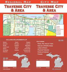 Traverse City, Michigan, Vicinity by GM Johnson