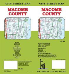 Macomb County, Michigan by GM Johnson