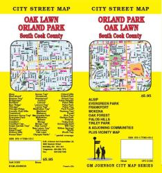 Orland Park, Oak Lawn and South Cook County, Illinois by GM Johnson