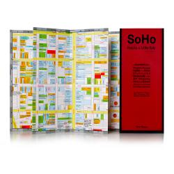 SoHo, Nolita and Little Italy, New York City by Red Maps