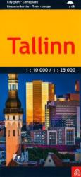 Tallinn, laminated by Jana Seta