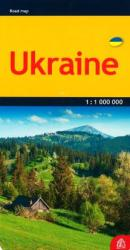 Ukraine, road map by Jana Seta