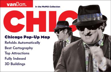 Chicago, Illinois Pop-Up by VanDam